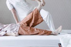 Corso di thai massage